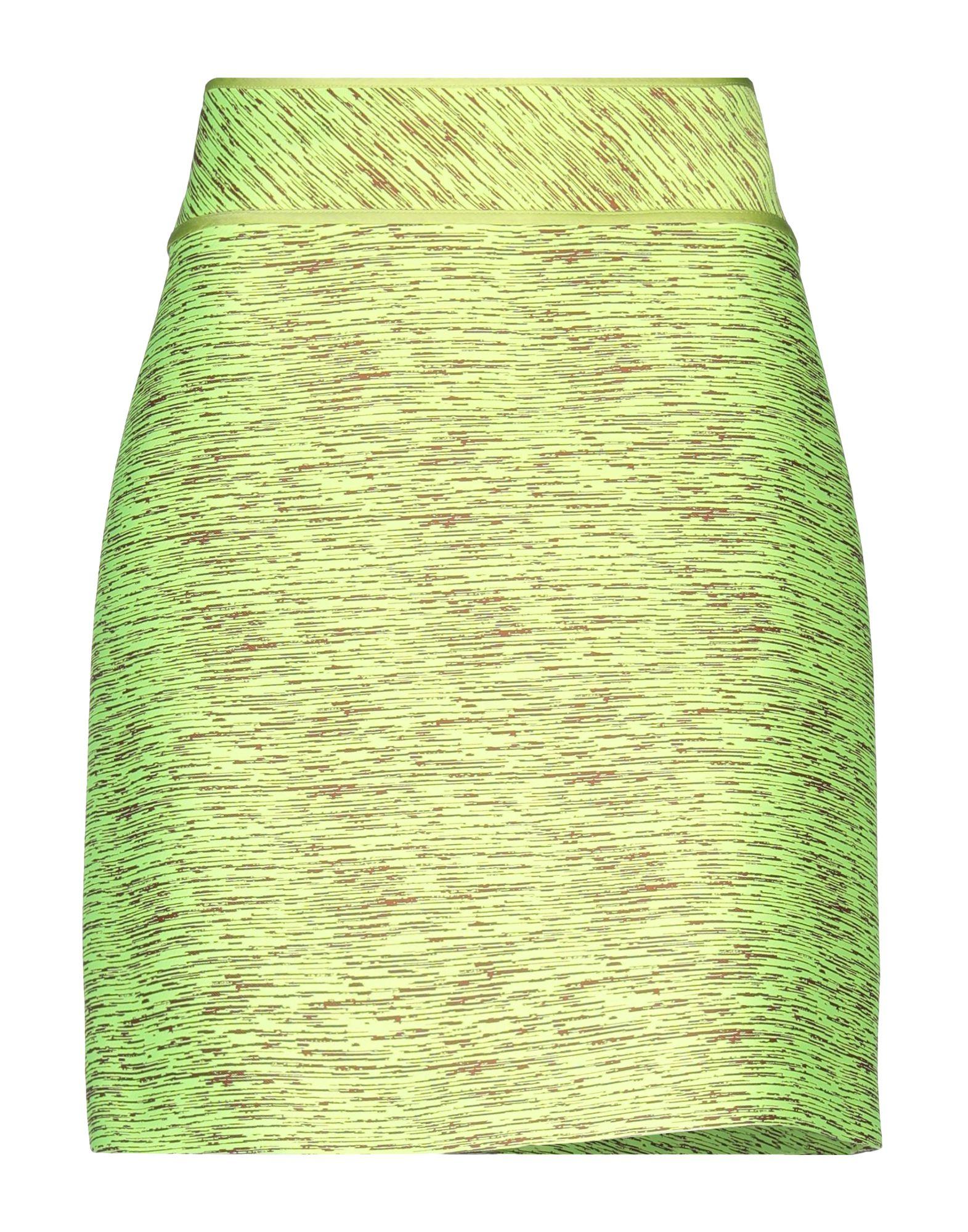 BOUTIQUE MOSCHINO Мини-юбка agua мини юбка