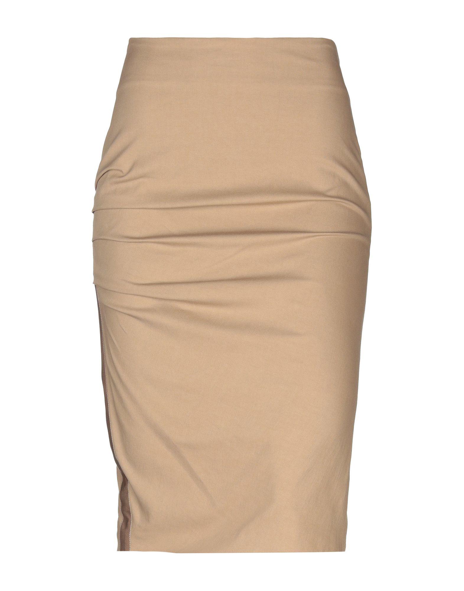 BRUNELLO CUCINELLI Юбка длиной 3/4 brunello cucinelli юбка длиной 3 4