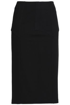 McQ Alexander McQueen Ponte pencil skirt