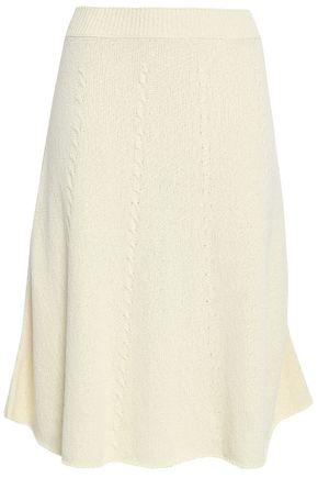 PRINGLE OF SCOTLAND Cotton-blend skirt