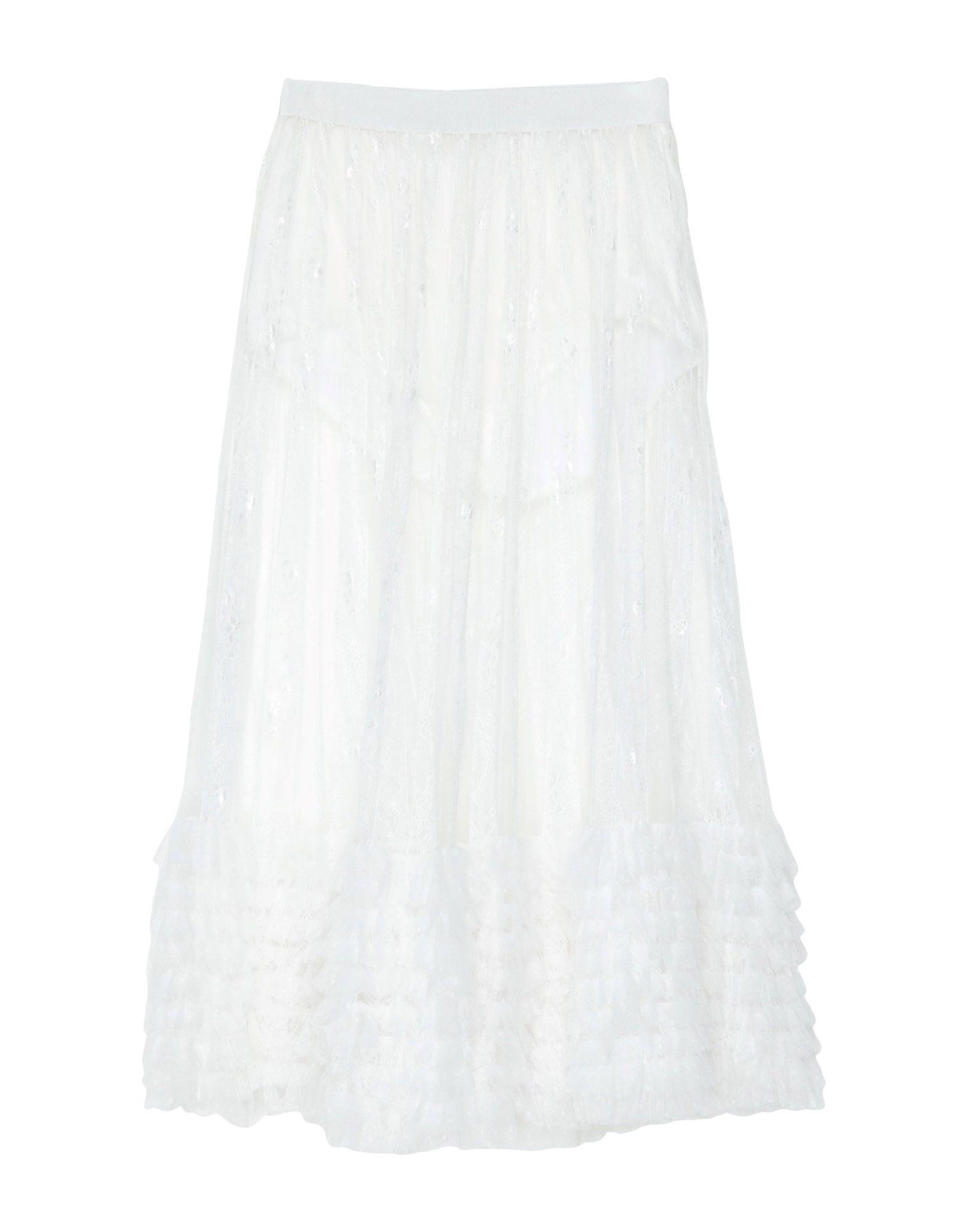 AMEN COUTURE Юбка длиной 3/4 amen couture юбка длиной 3 4