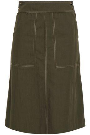 VANESSA SEWARD Gabardine skirt