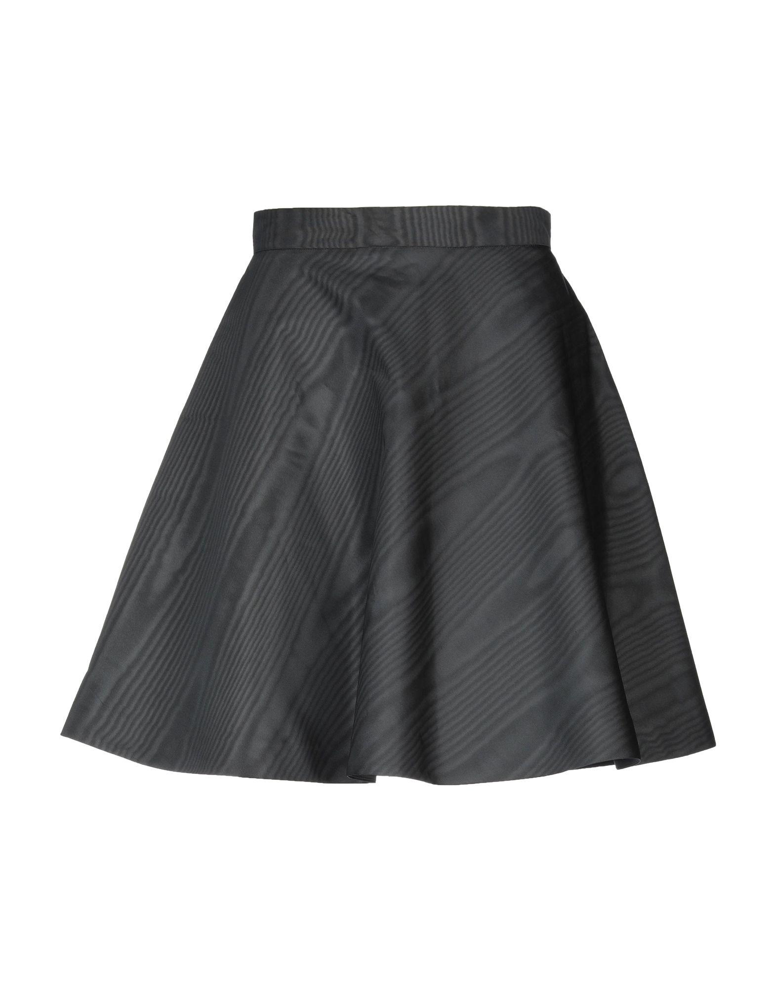 MSGM Юбка до колена юбка msgm msgm ms718ewfax33