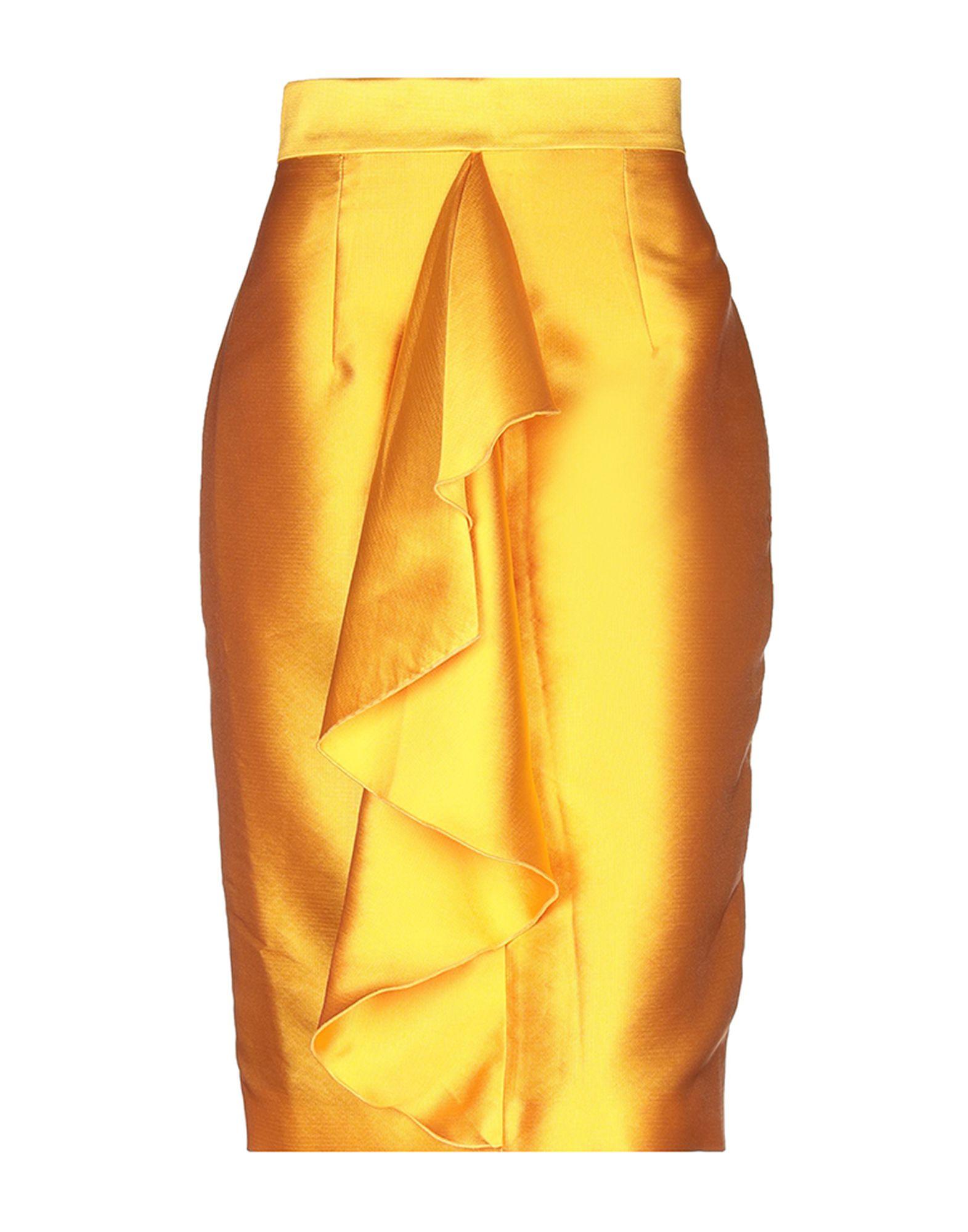 SARA RUIZ by MSA Юбка до колена msa длинная юбка