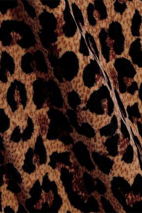 ANTIK BATIK Gart velvet midi skirt