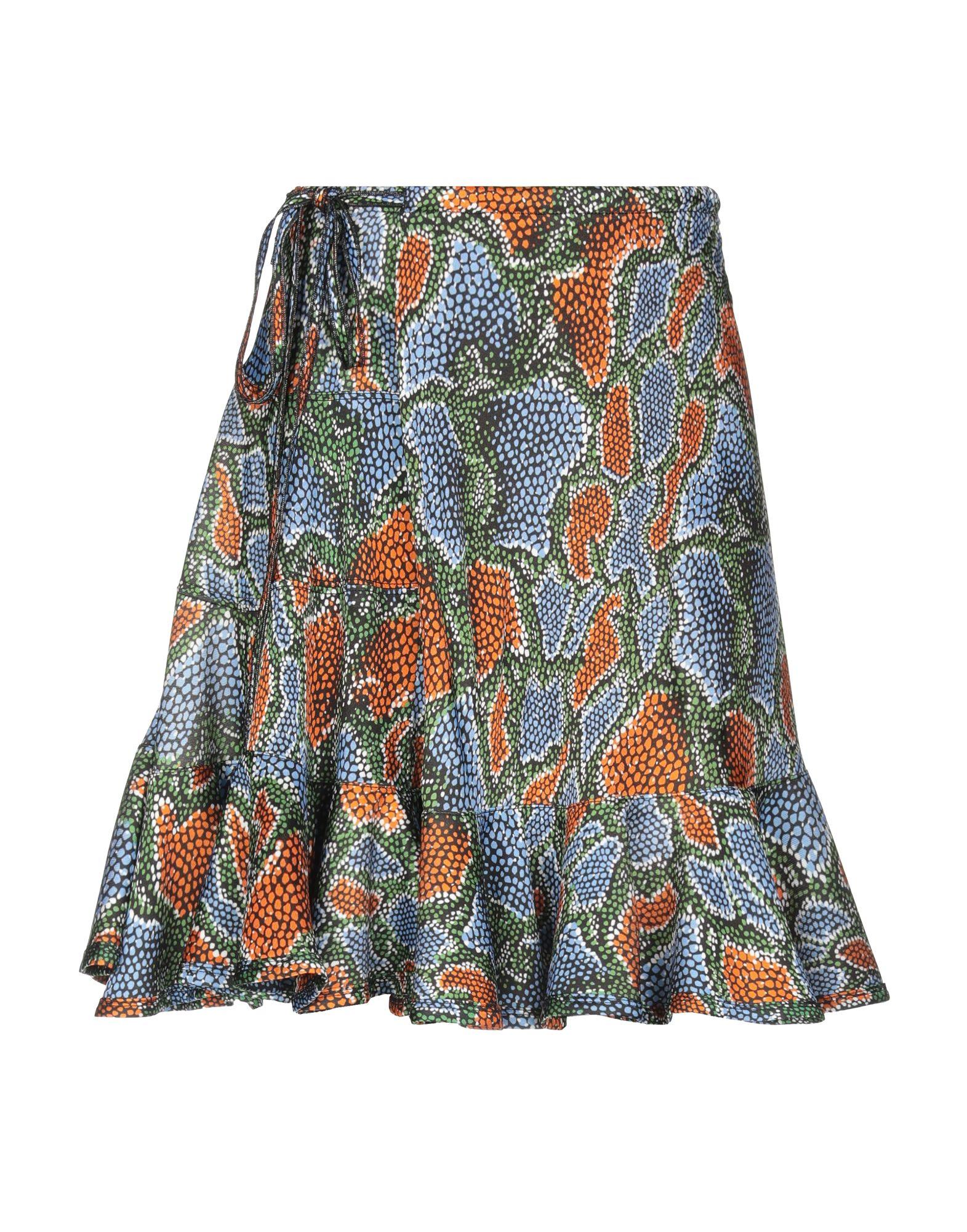 CELINE Мини-юбка agua мини юбка