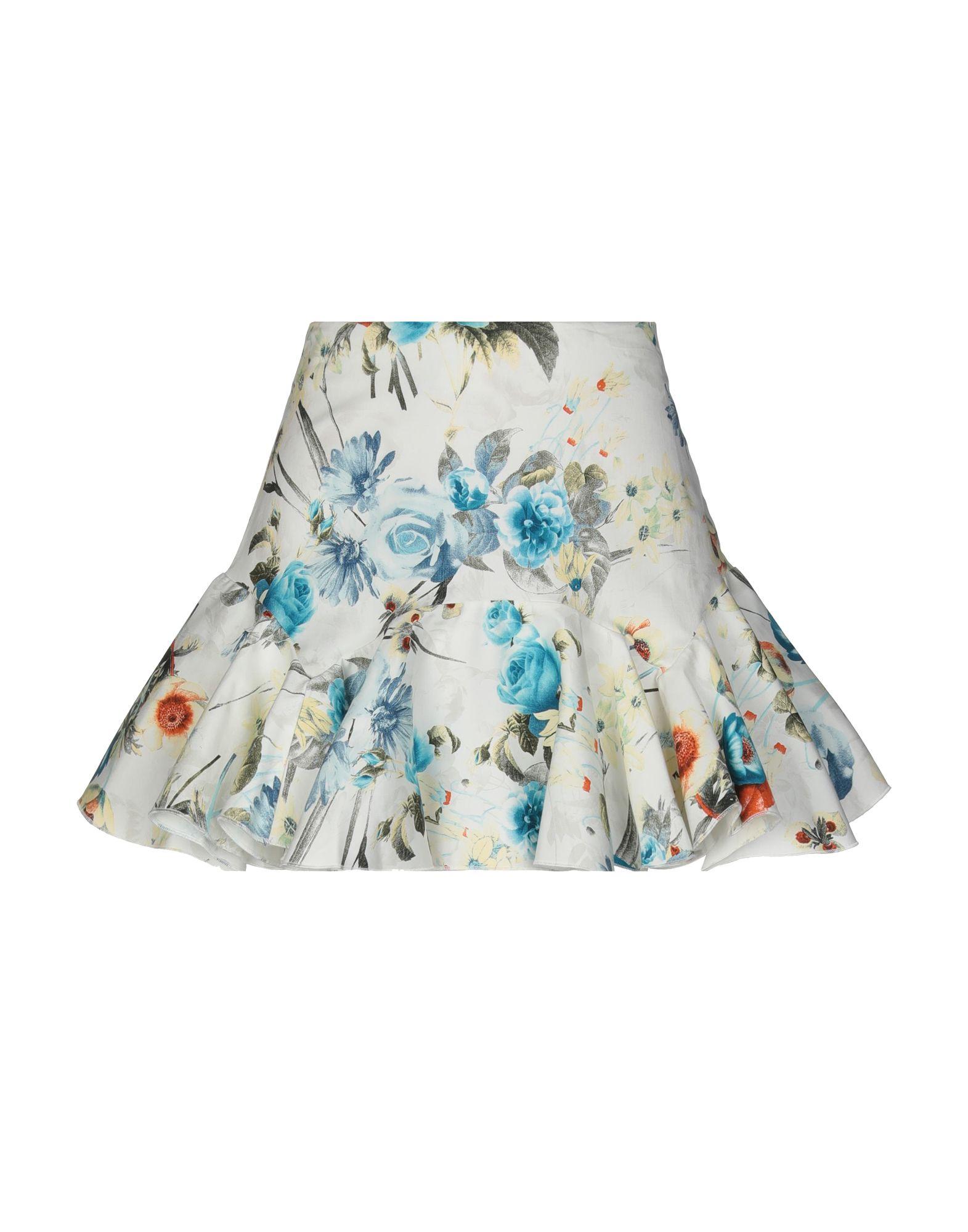 RUE•8ISQUIT Мини-юбка agua мини юбка