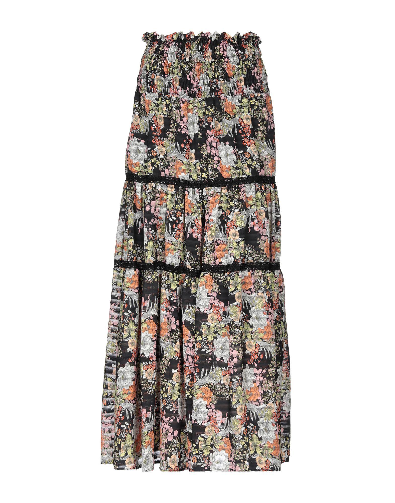 цена VICOLO Длинная юбка