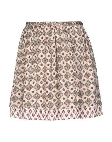 Купить Мини-юбка цвет песочный