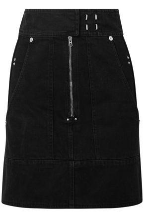 ISABEL MARANT Natalia denim mini skirt