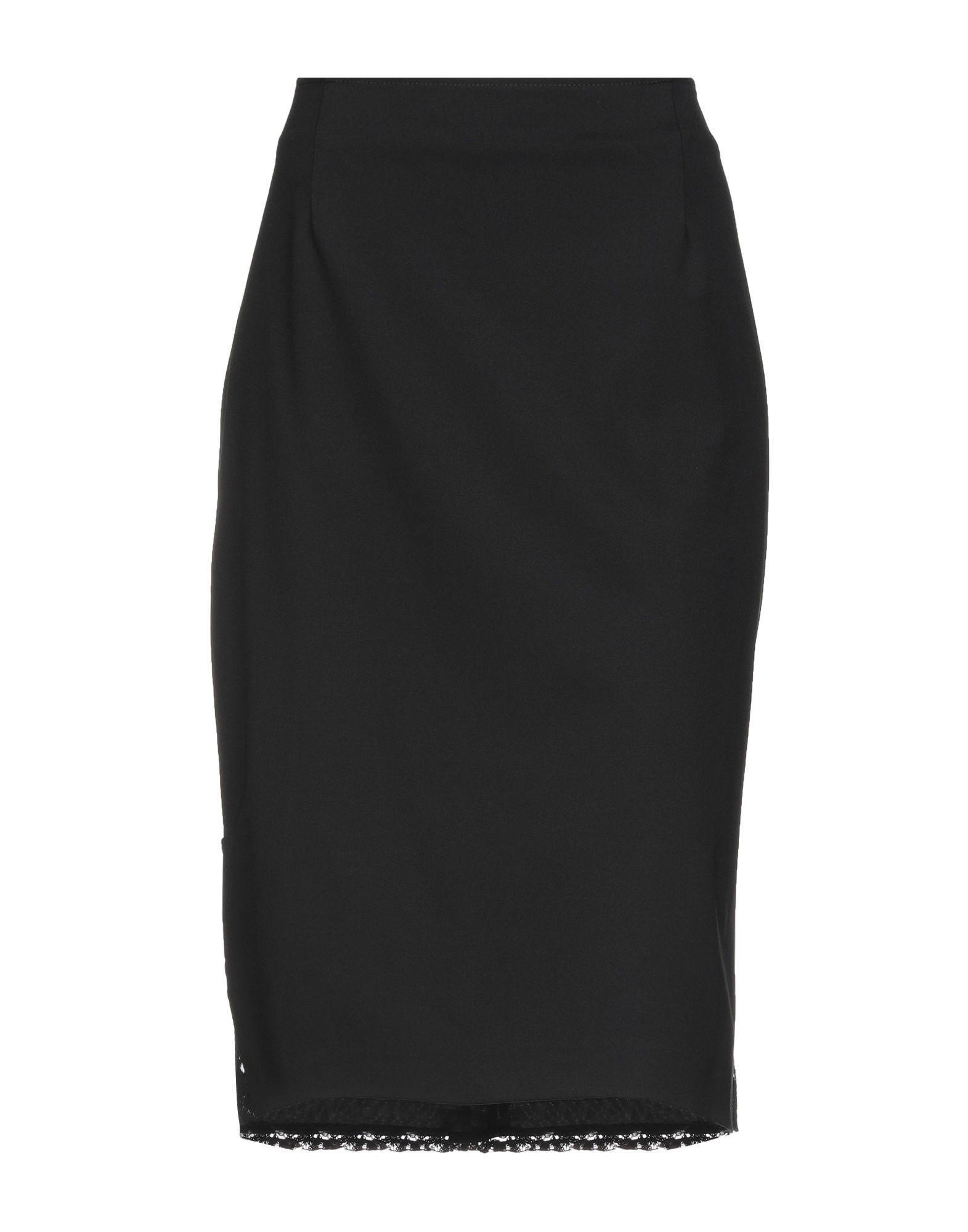 ELISA FANTI Юбка длиной 3/4 elisa fanti повседневные брюки