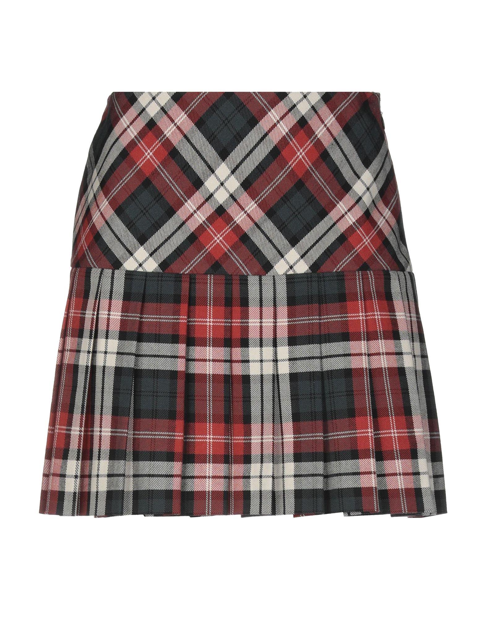 MIU MIU Мини-юбка miu miu мини юбка