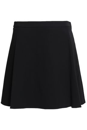 MICHAEL MICHAEL KORS Stretch-crepe mini skirt