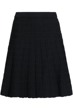 MICHAEL MICHAEL KORS Jacquard-knit skirt