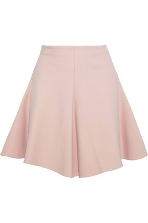 REDValentino Cotton-blend mini skirt
