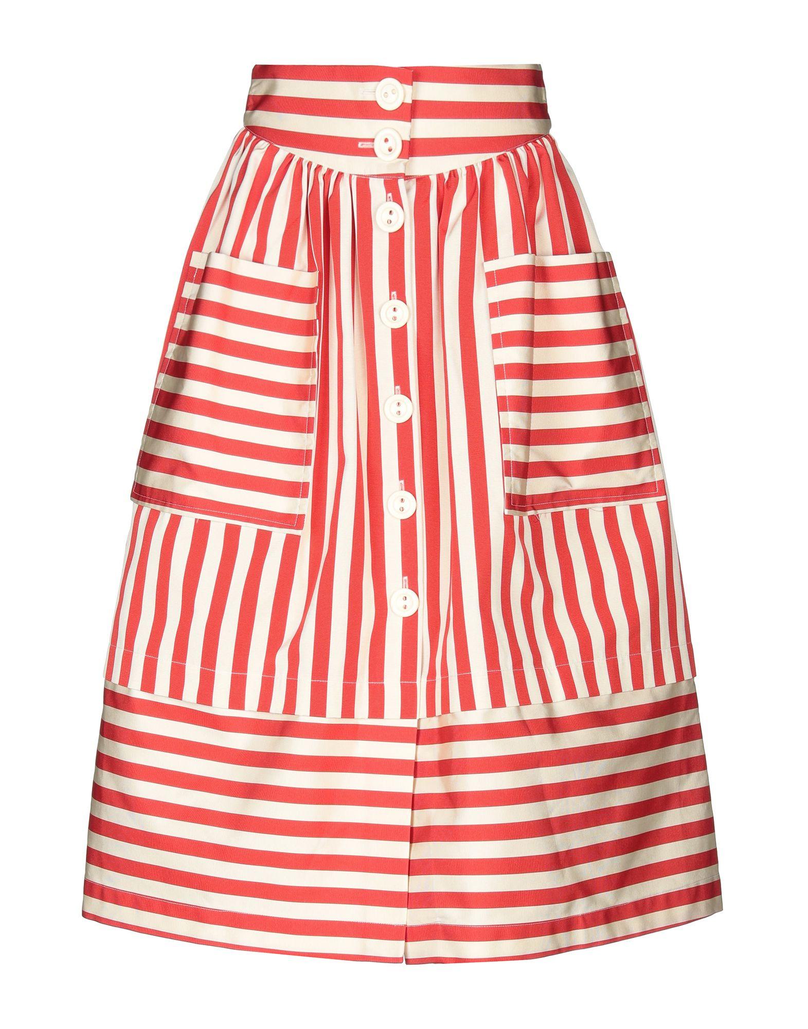 CARLOTTA CANEPA Юбка длиной 3/4 carlotta canepa юбка длиной 3 4