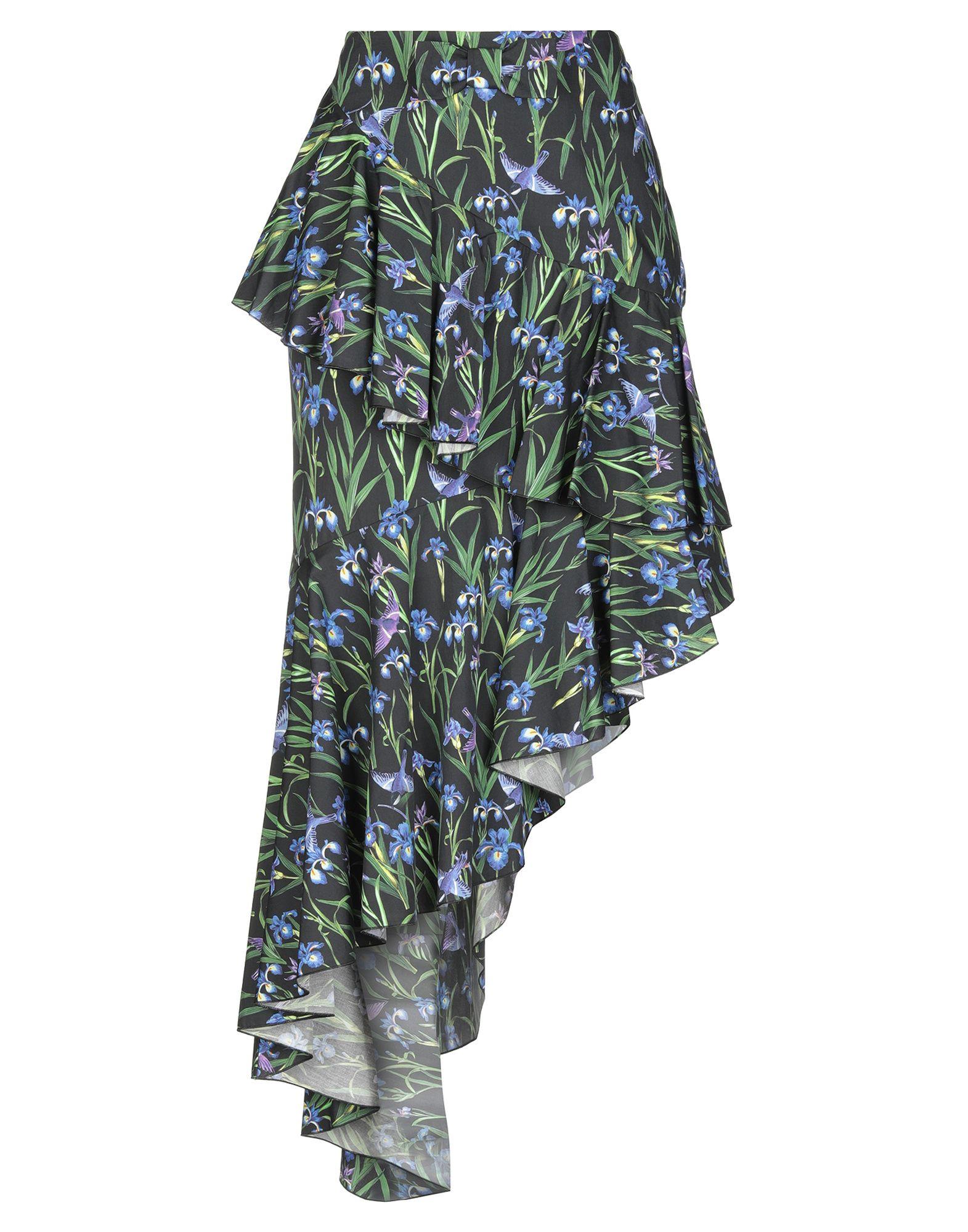 VIVETTA Юбка длиной 3/4 юбка vivetta юбка