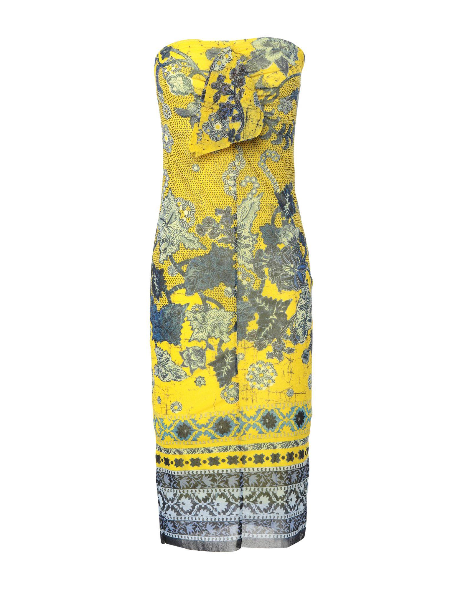 Фото - FUZZI Платье до колена fuzzi платье до колена