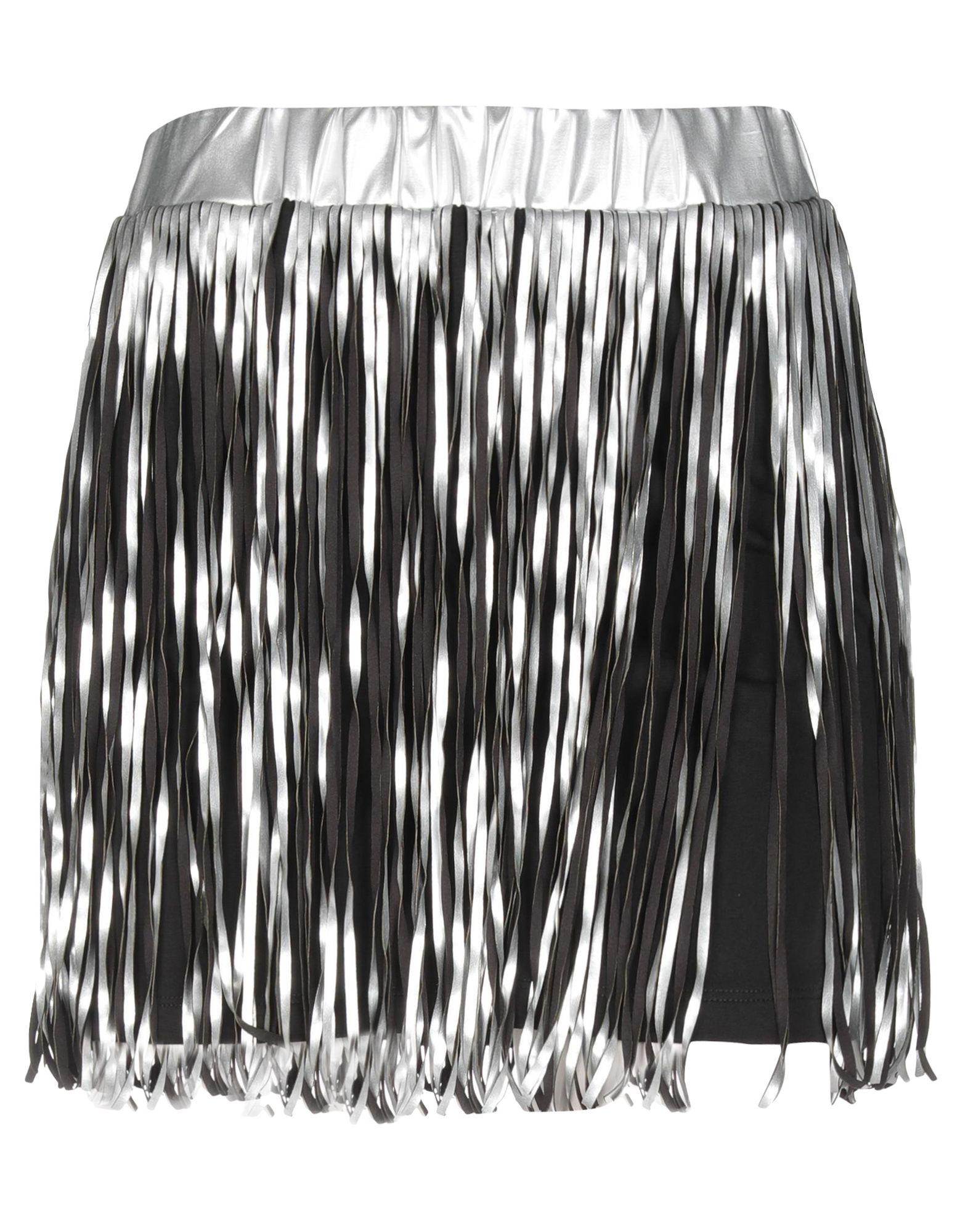 LE VOLIÈRE Мини-юбка цена