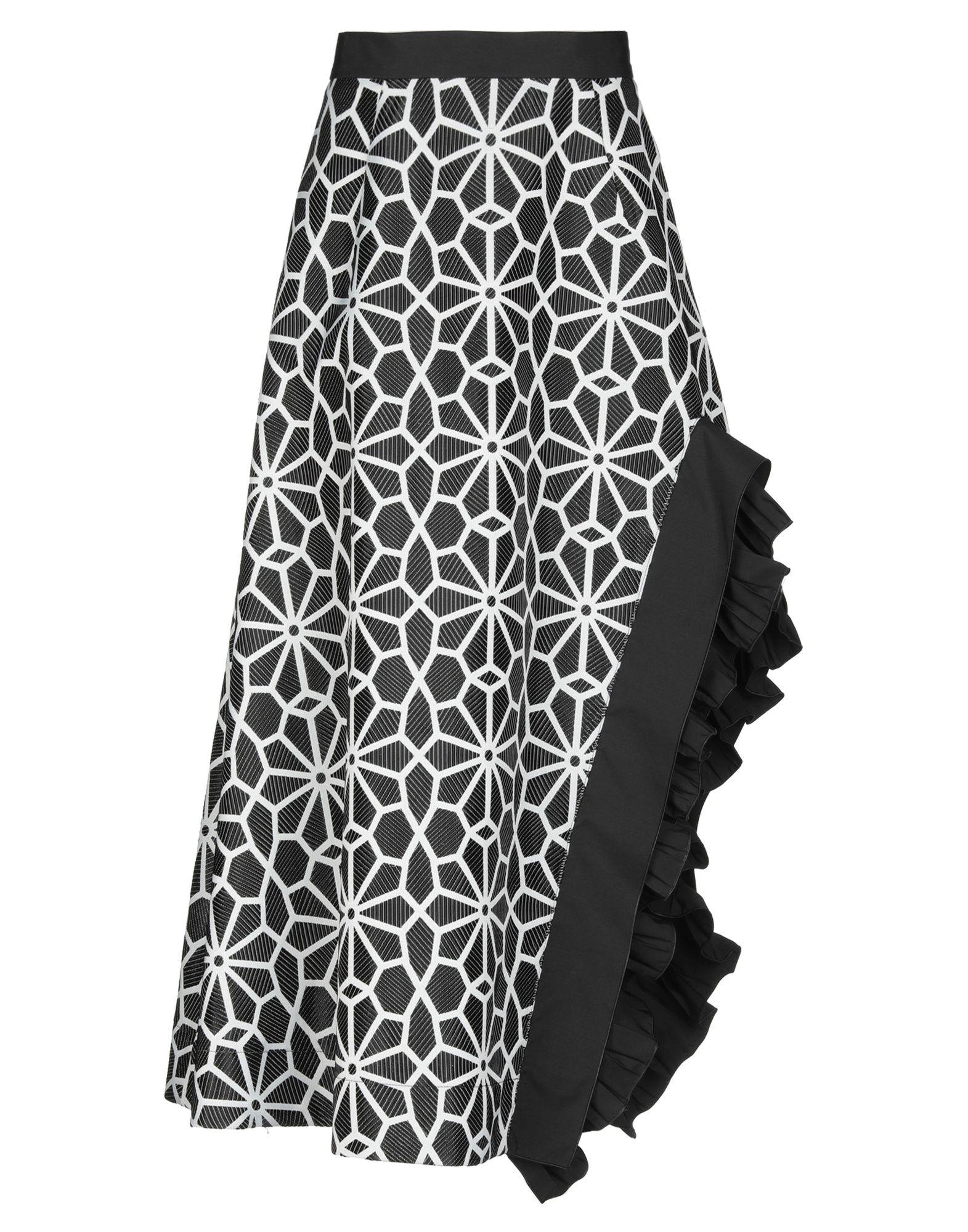 MARIA GRAZIA SEVERI Длинная юбка юбка maria intscher юбка