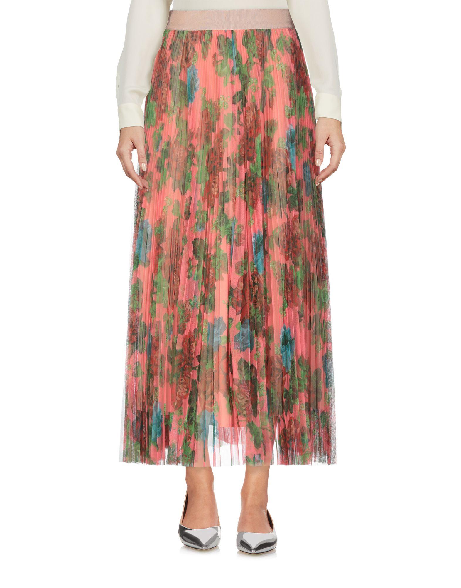 MSGM Длинная юбка юбка msgm msgm ms718ewfax33