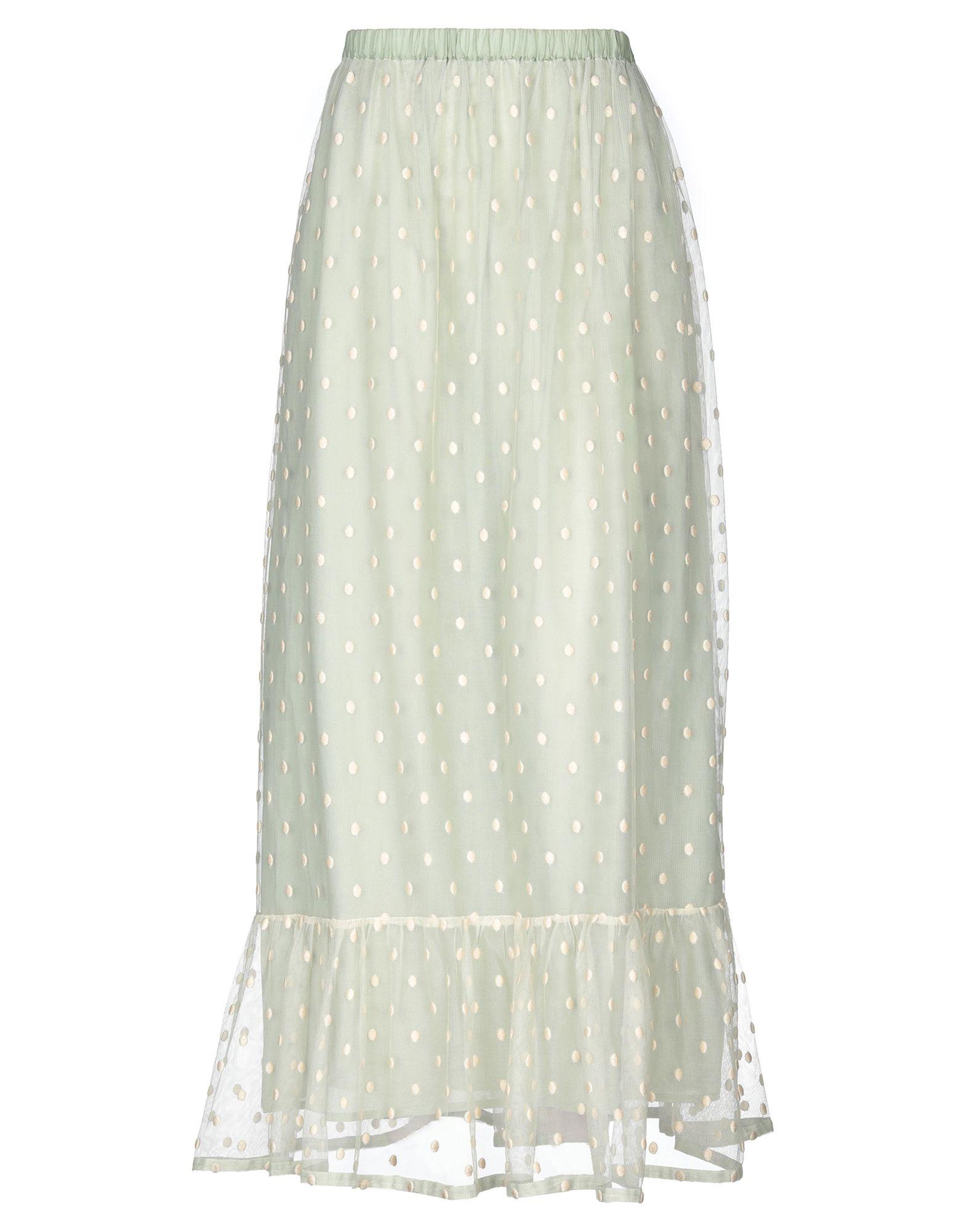 REDValentino Длинная юбка paolajoy длинная юбка