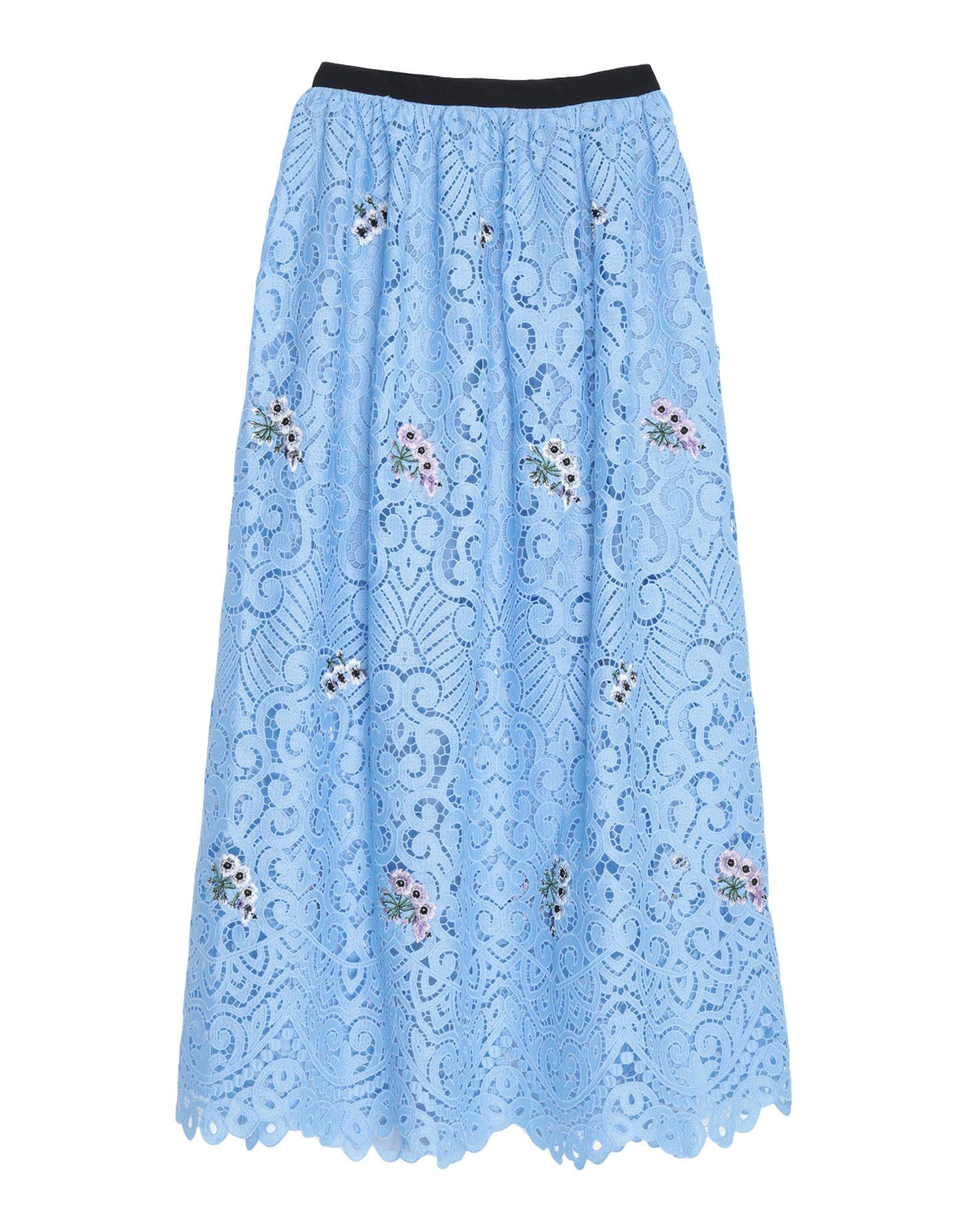 MARKUS LUPFER Длинная юбка юбка markus lupfer markus lupfer ma154ewhpjr2