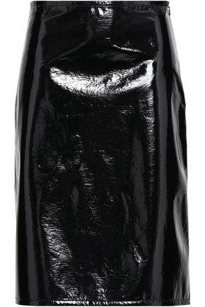 HELMUT LANG Vinyl skirt