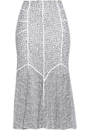 MARISSA WEBB Tallulah lace midi skirt