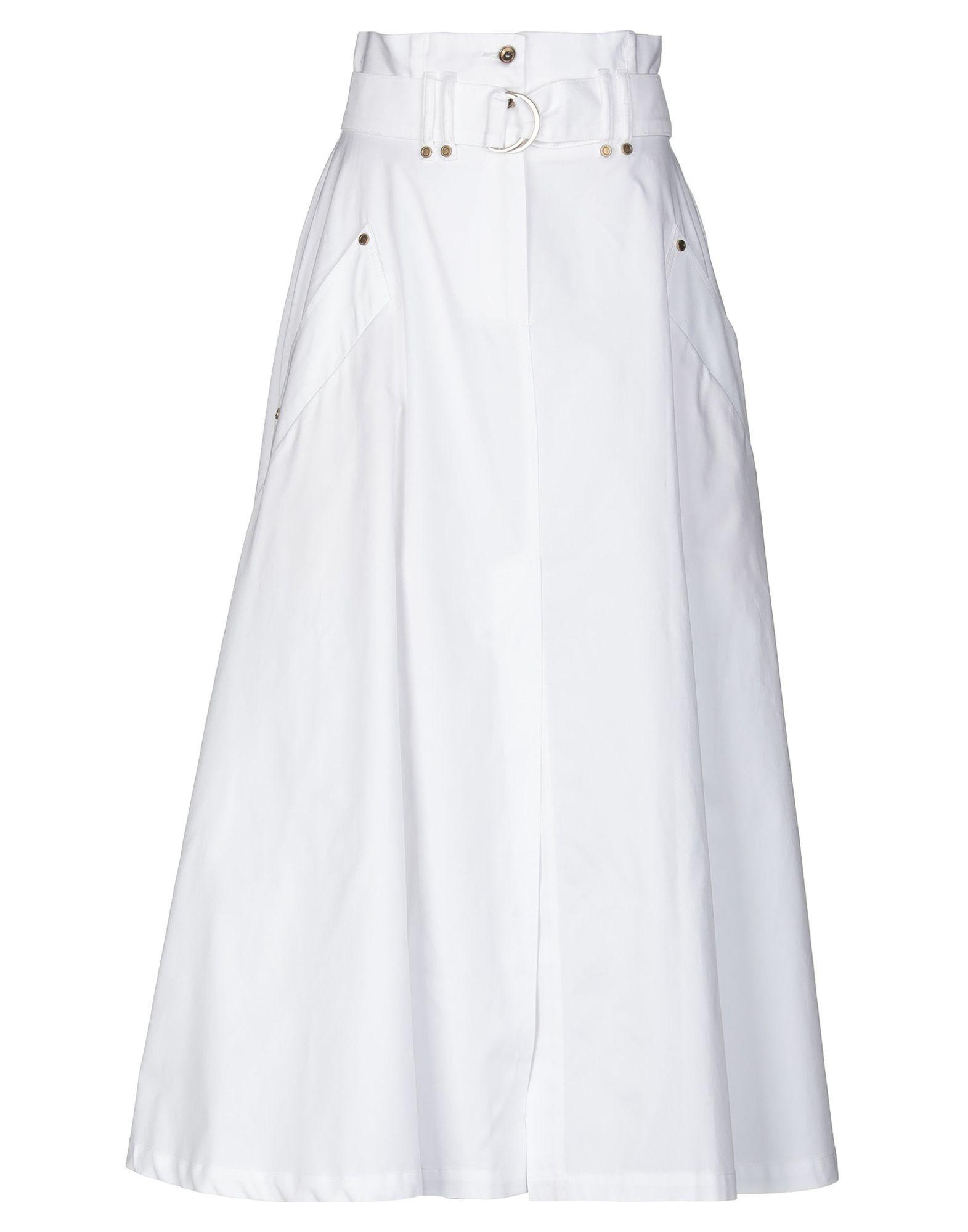 PLEIN SUD Длинная юбка юбка plein sud par faycal amor