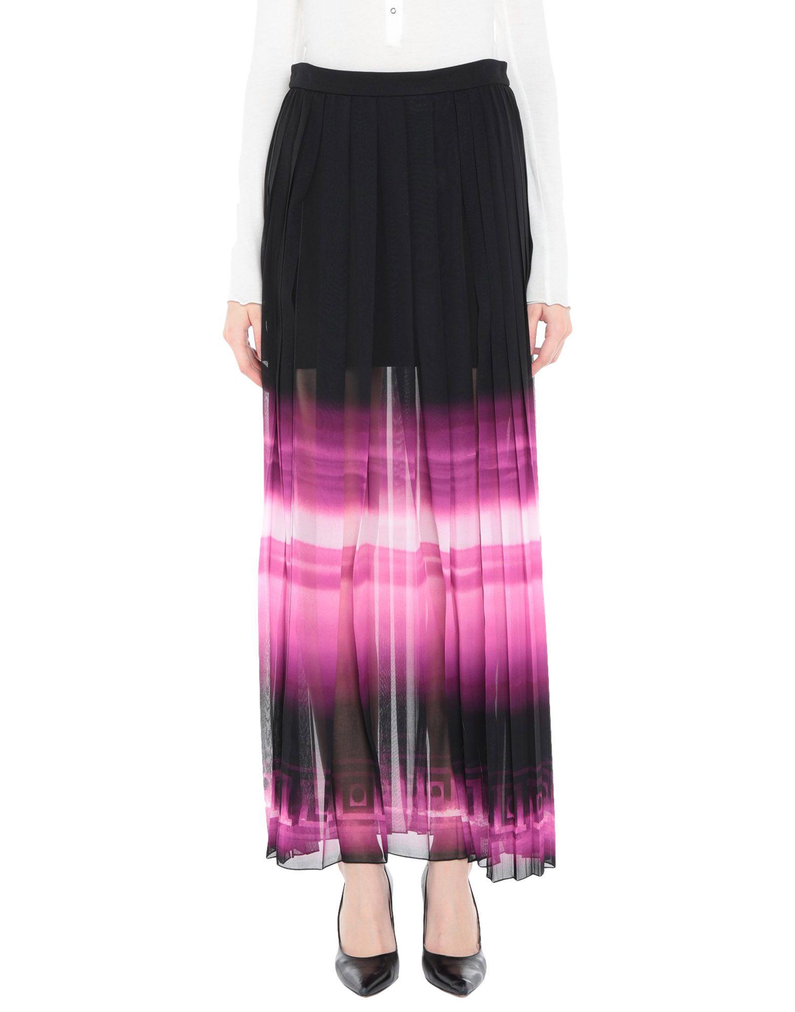 VERSACE COLLECTION Длинная юбка versace collection мини юбка