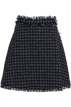 MSGM ツイード ミニスカート