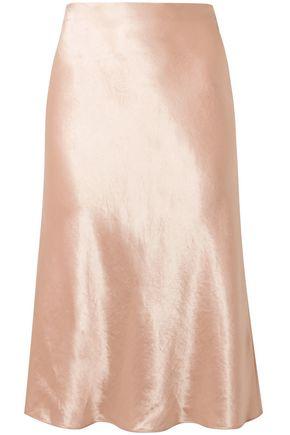 VINCE. Satin skirt