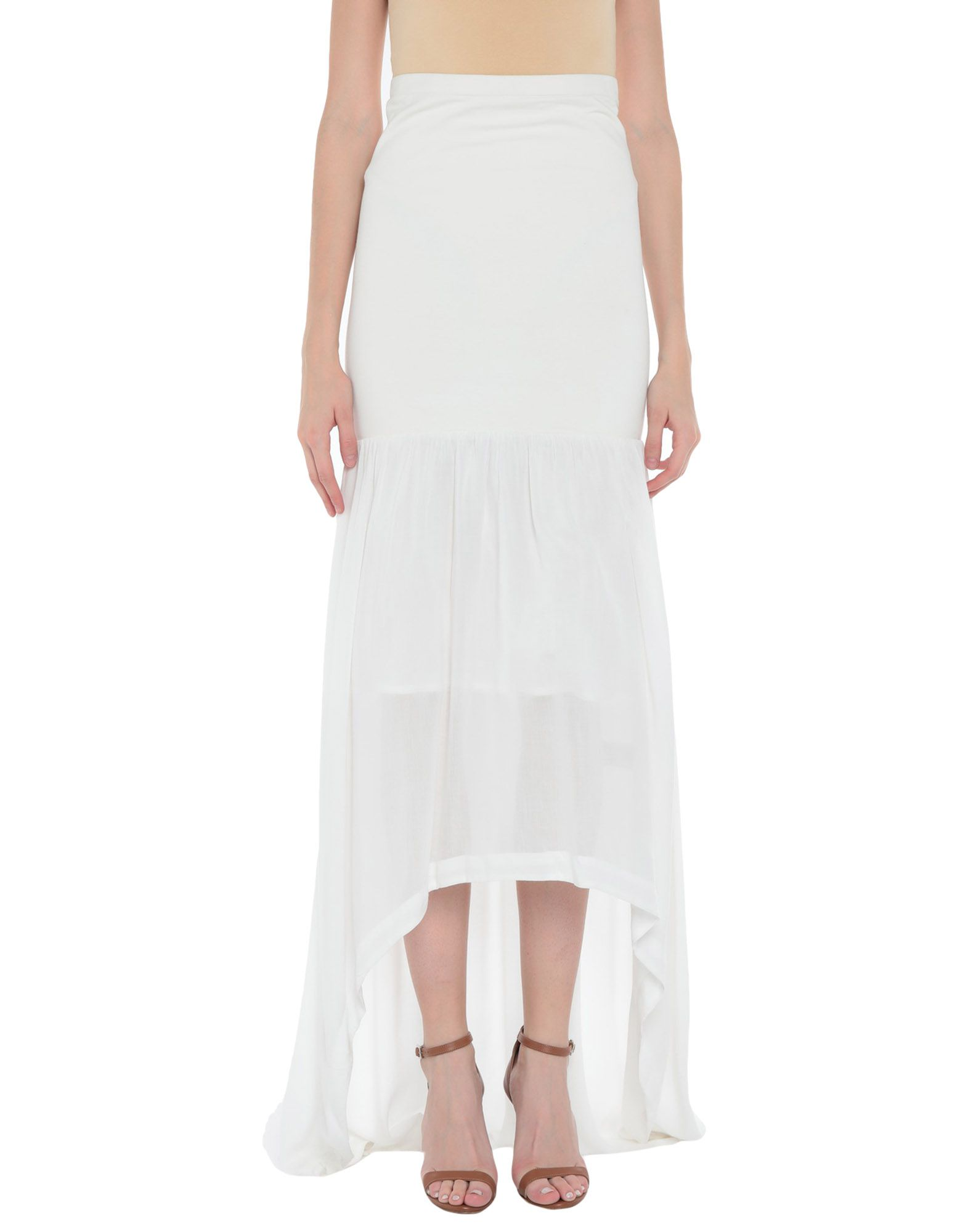 купить LOIZA by PATRIZIA PEPE Длинная юбка по цене 2750 рублей