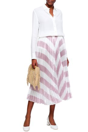 7bf7db15fd Maje Skirts | Outlet Sale Up To 70% Off At THE OUTNET