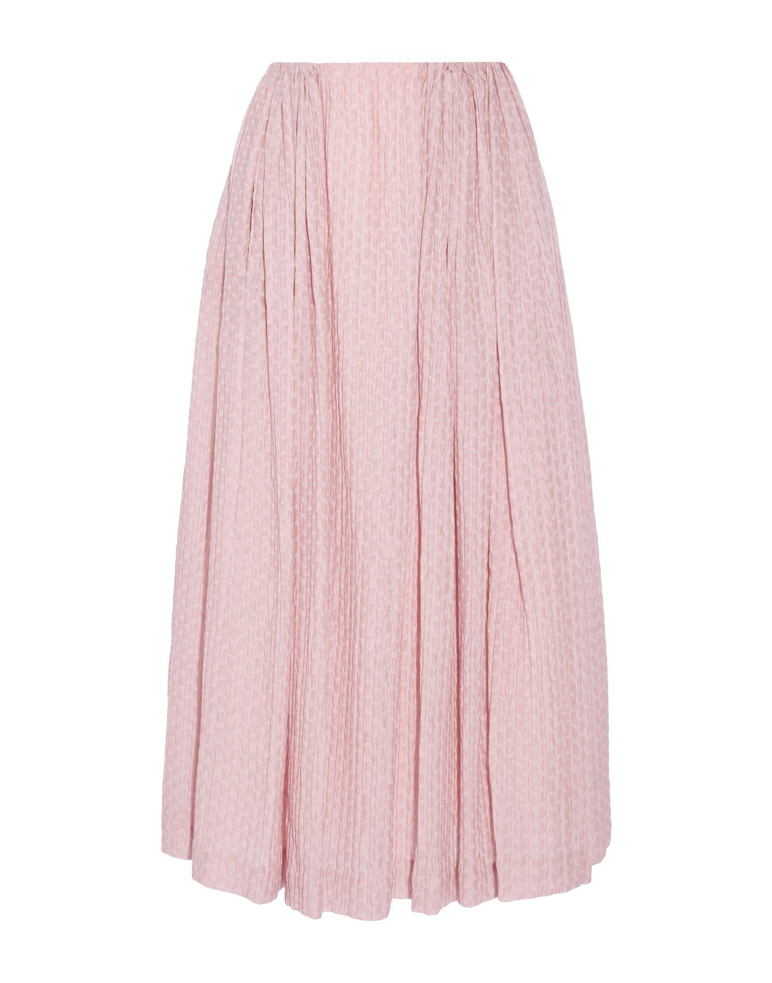 где купить EMILIA WICKSTEAD Длинная юбка дешево