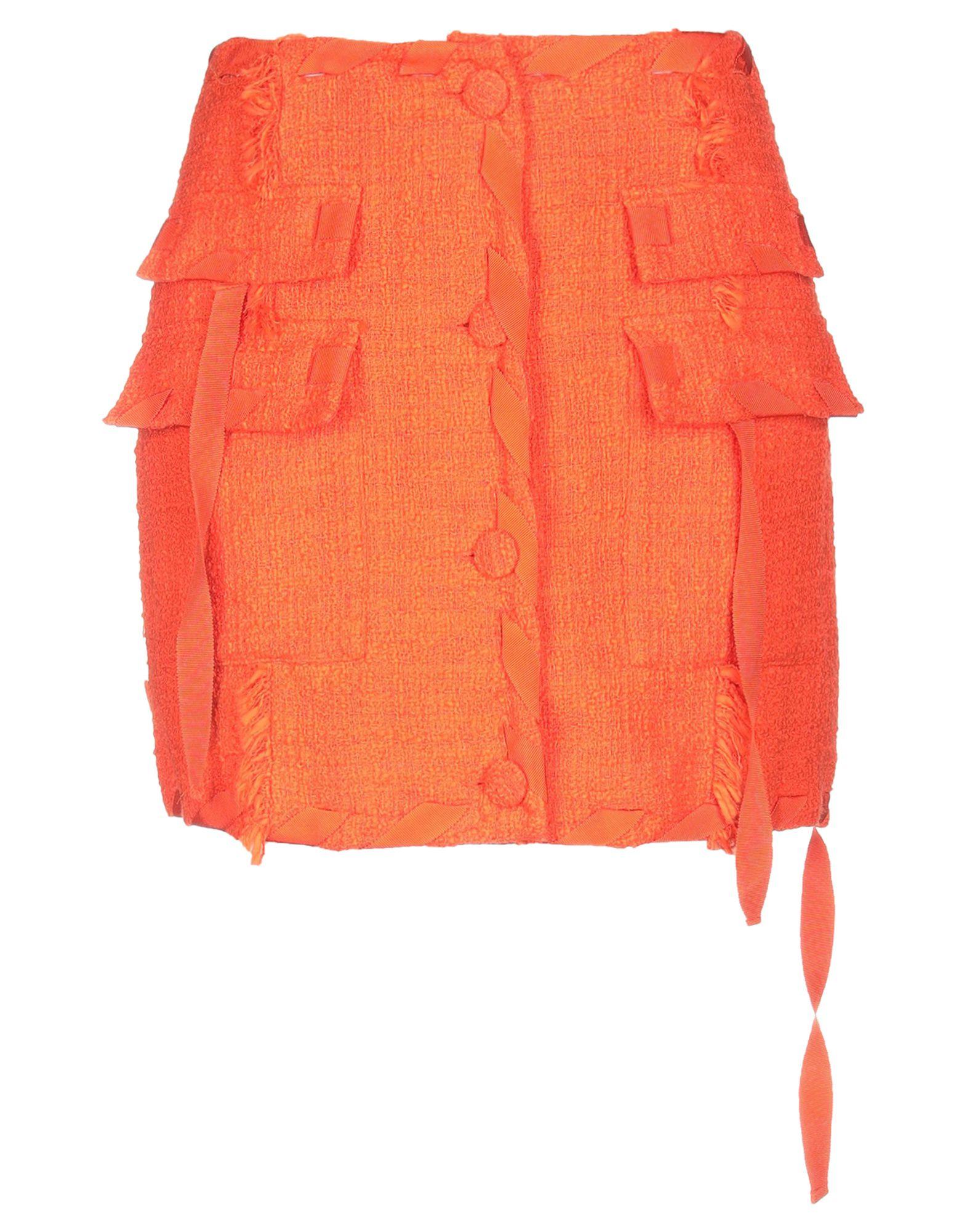 MSGM Мини-юбка agua мини юбка