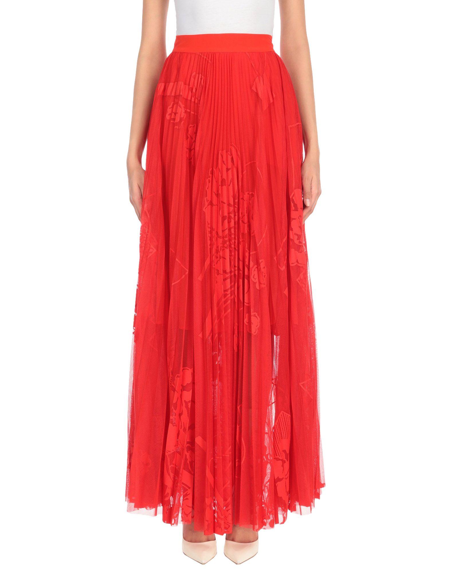KRIZIA Длинная юбка юбка krizia юбка