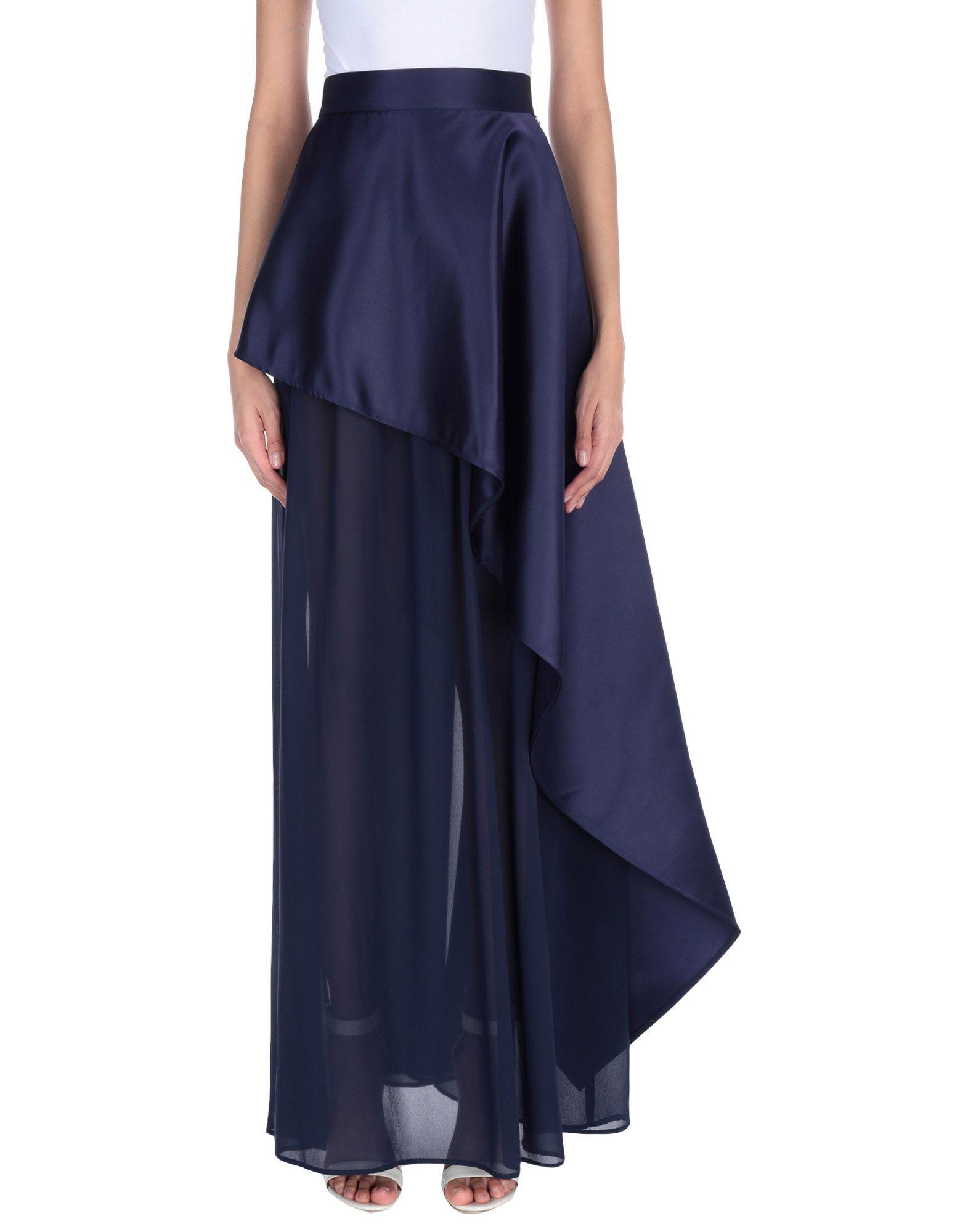 ELISABETTA FRANCHI Длинная юбка elisabetta franchi длинная юбка