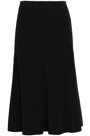 ROSETTA GETTY Stretch-crepe skirt