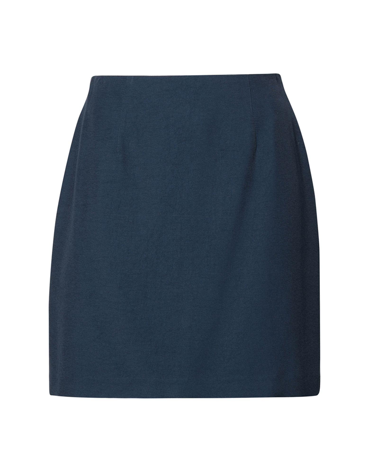 8 by YOOX Мини-юбка юбка жаккардовая короткая