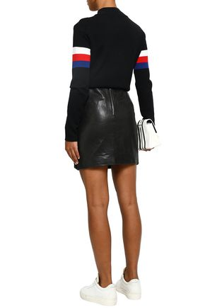 4386205c853 Knotted leather mini skirt | ISABEL MARANT ÉTOILE | Sale up to 70 ...