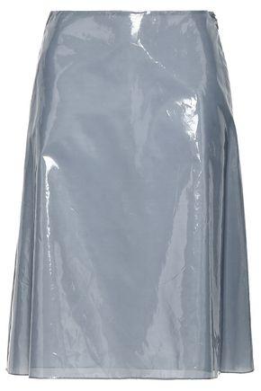 JIL SANDER Vinyl skirt