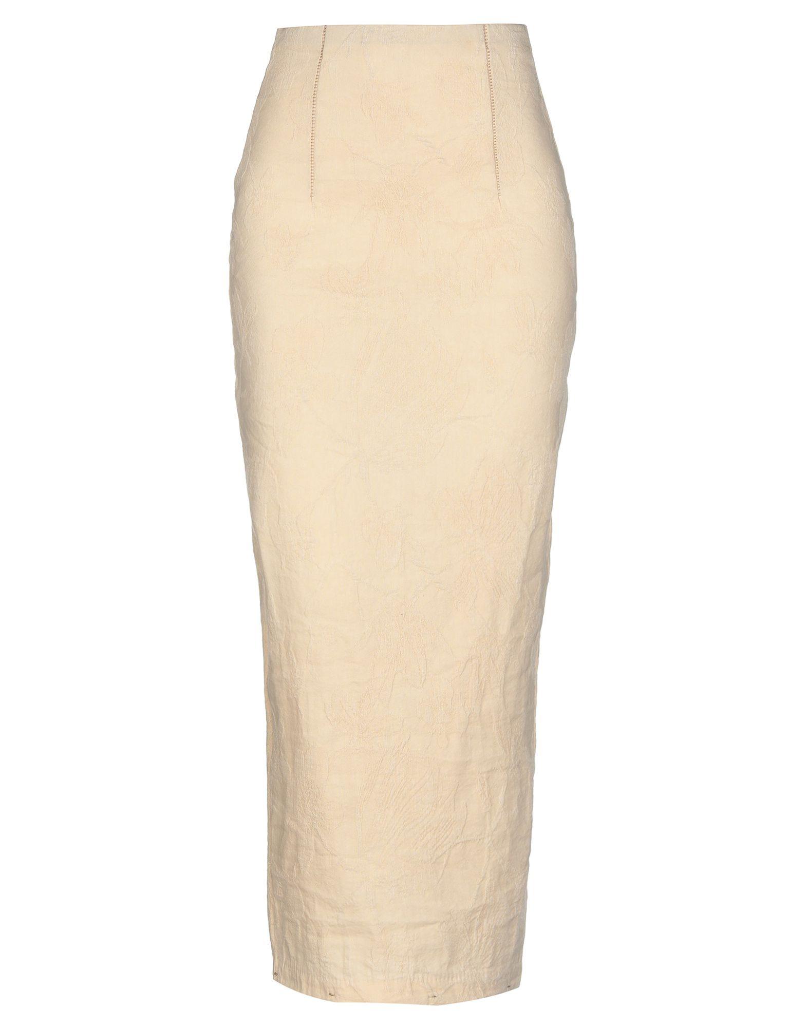 SIMONA TAGLIAFERRI Длинная юбка