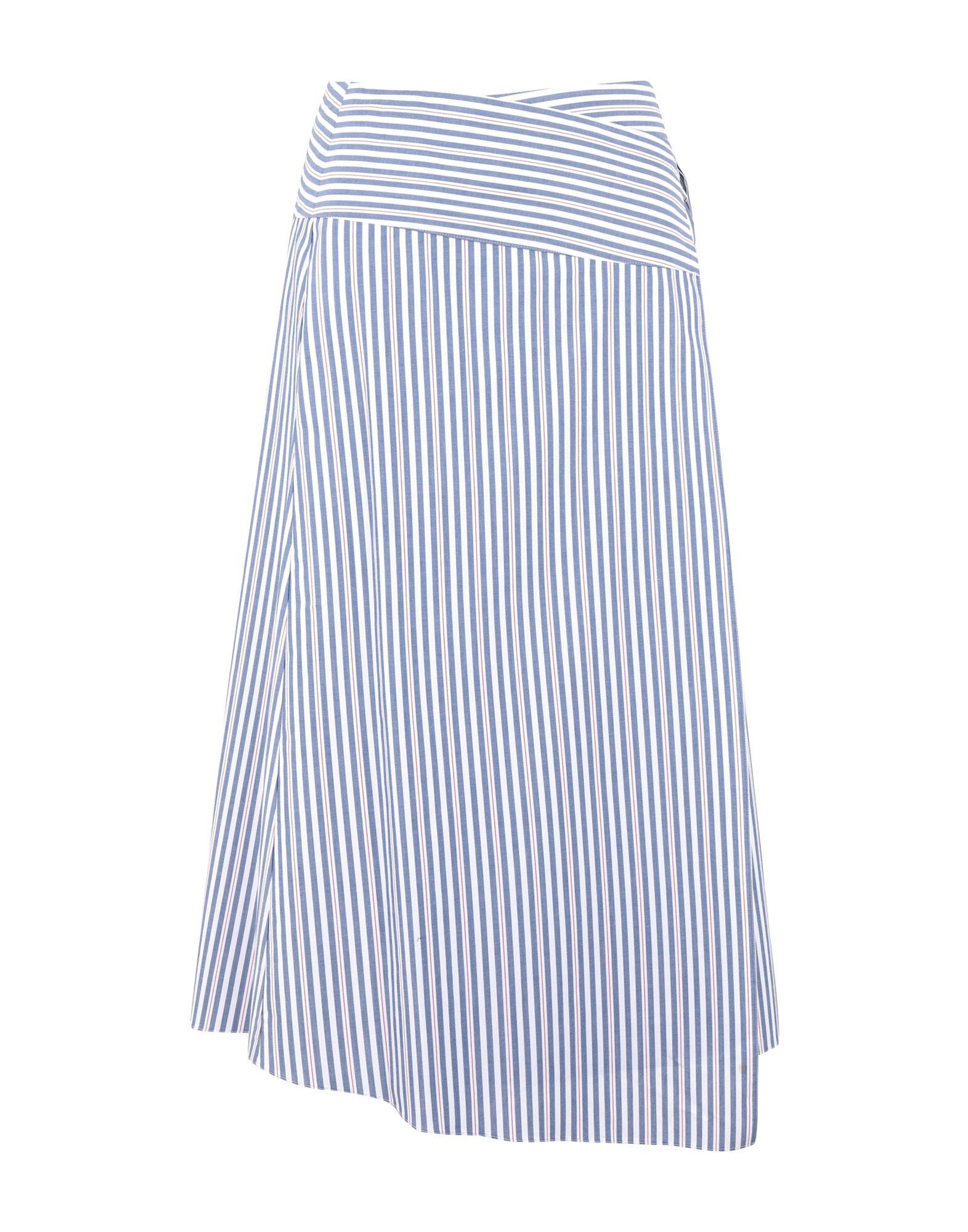 VIVETTA Длинная юбка vivetta ремень