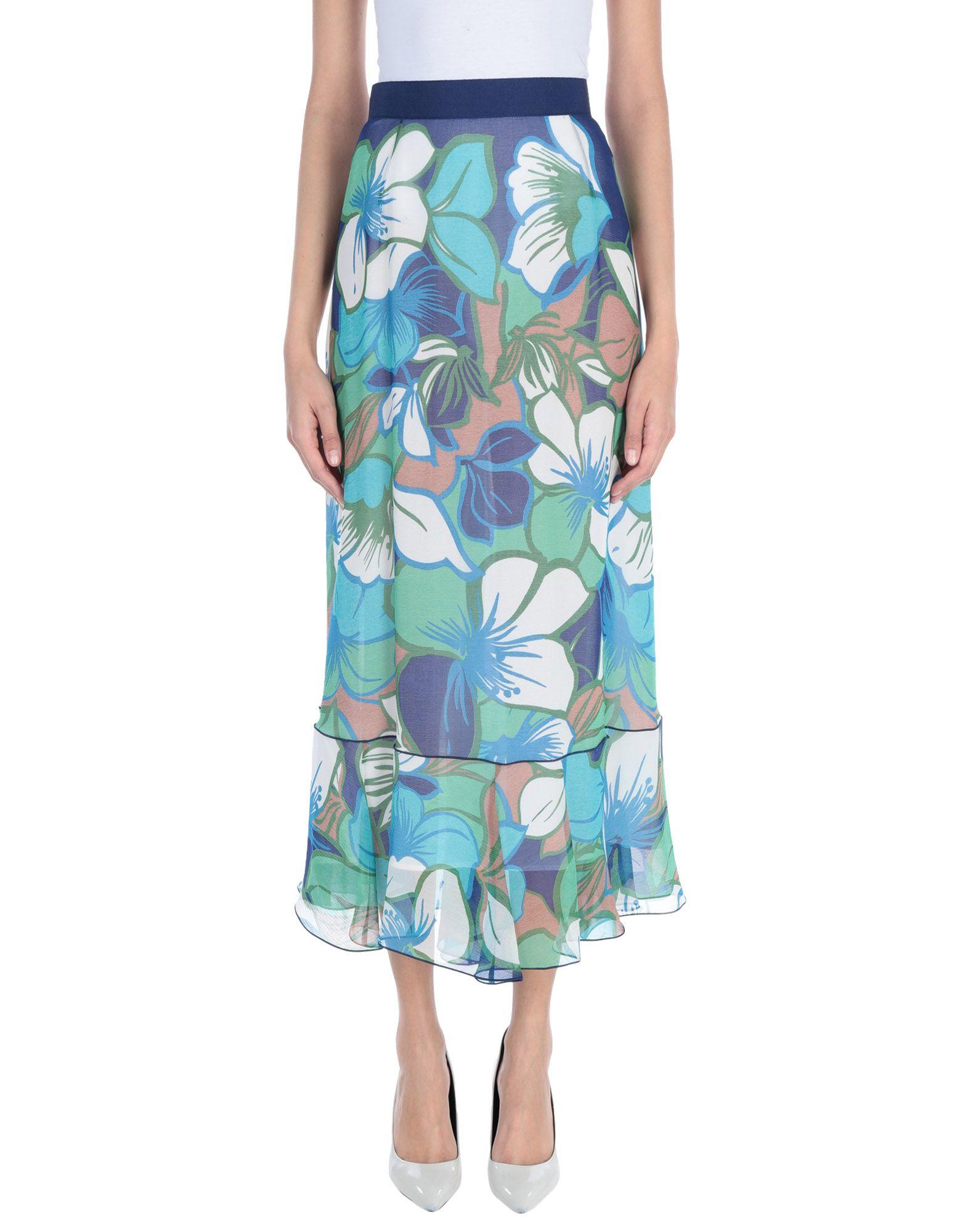 MARIA GRAZIA SEVERI Длинная юбка цена 2017