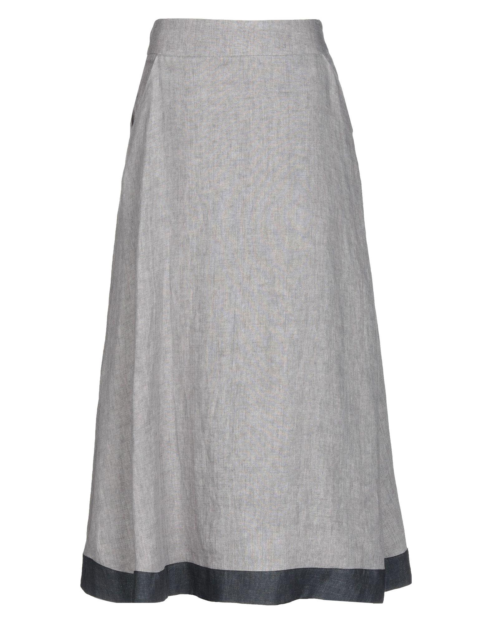 Фото - ELEVENTY Юбка длиной 3/4 gold case юбка длиной 3 4