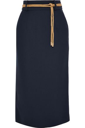 ROKSANDA Harta belted cady pencil skirt
