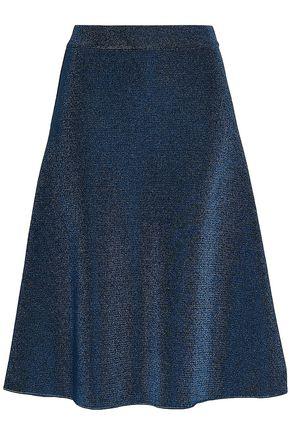 M MISSONI Metallic stretch-knit skirt