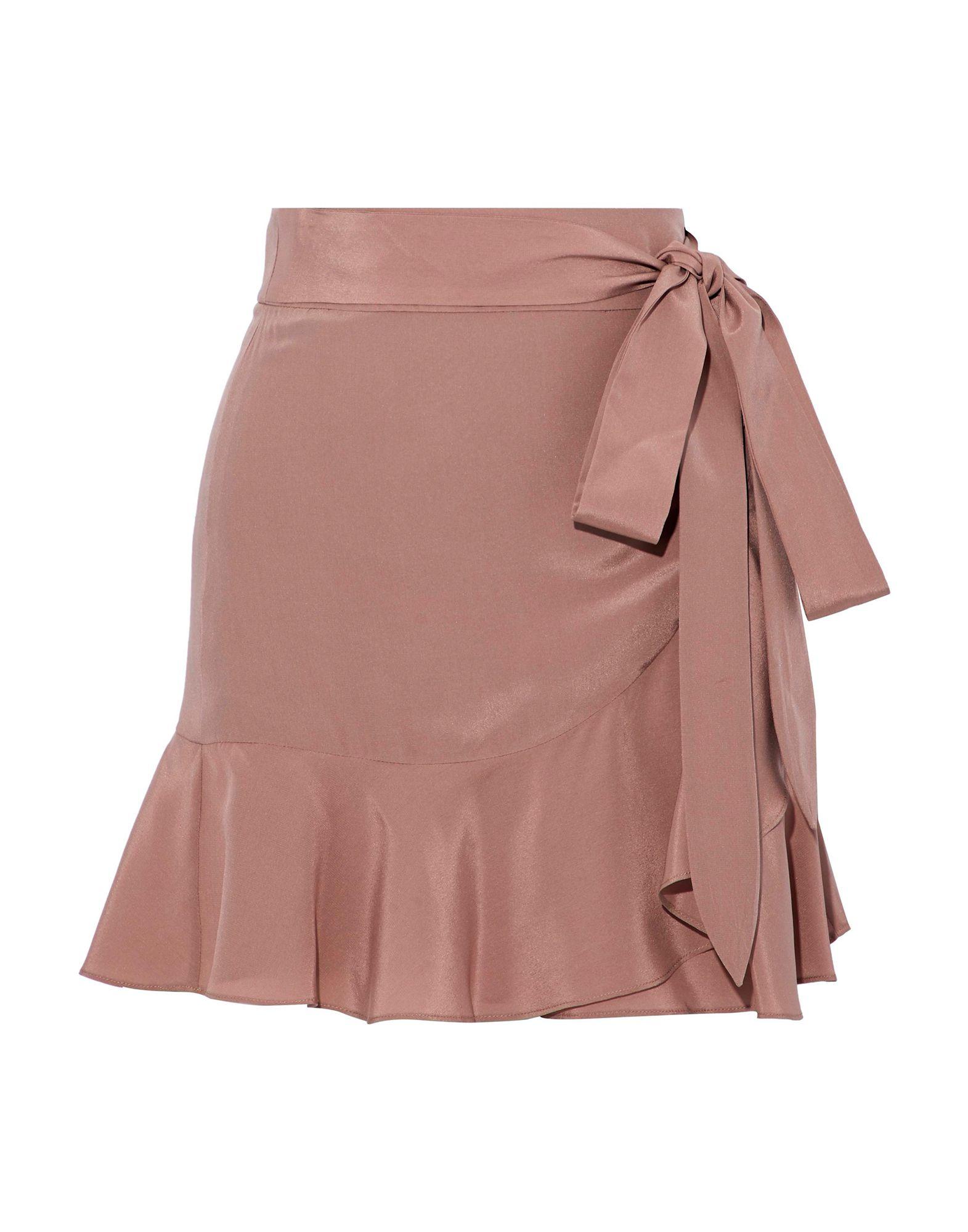 MICHELLE MASON Мини-юбка michelle mason длинная юбка